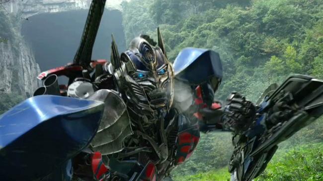 Movie Review:: Transformers: Age of Extinction – Dino Bone