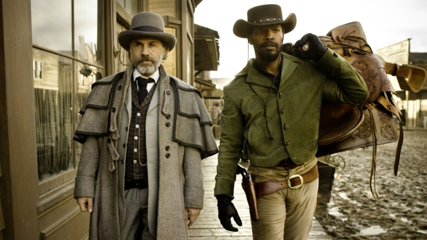 I wish I just watched Django Unchained again instead of A Million Ways to Die in the West