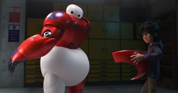 big hero 6 BUTT