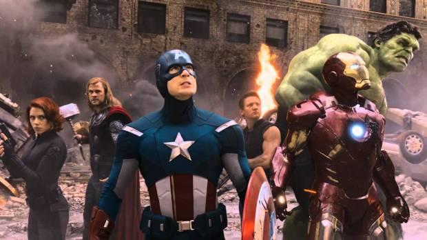 11 - the avengers