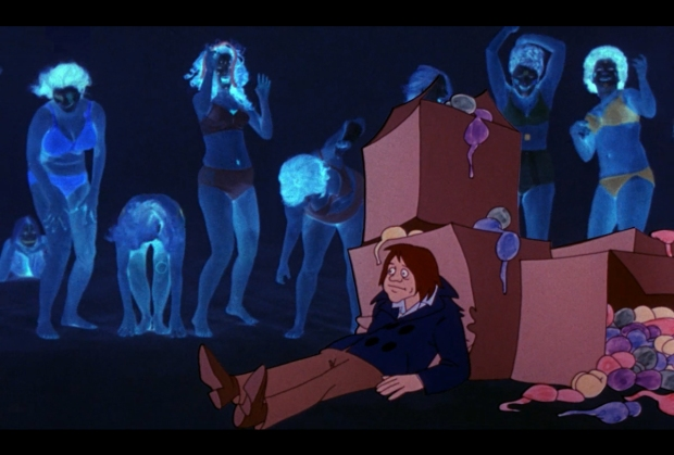 "Ralph Bakshi's ""Heavy Traffic"": A unique as hell movie I got into from the 70's"