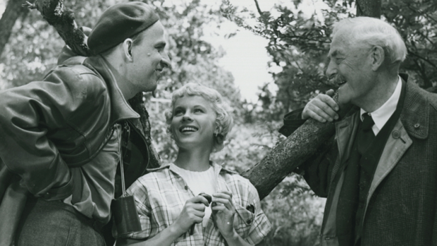 "Ingmar Bergman's ""Wild Strawberries""; a movie I enjoyed discovering in the college library"